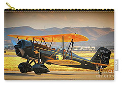 The Scott Familys 1929 Stearman  Version 2 Carry-all Pouch