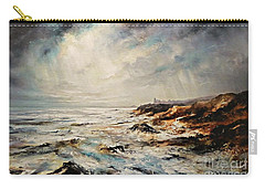 The Sea  Carry-all Pouch by AmaS Art