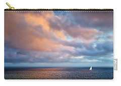 The Sea At Peace Carry-all Pouch