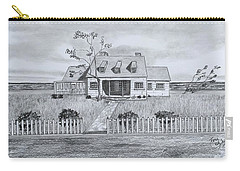 The Sea Captains House  Carry-all Pouch