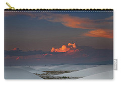 Carry-all Pouch featuring the photograph The Sea Of Sands by Edgars Erglis