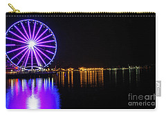 The Seattle Ferris Wheel Carry-all Pouch