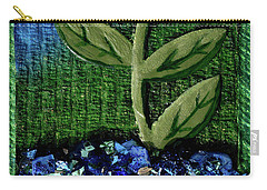 The Seedling Carry-all Pouch by Donna Blackhall