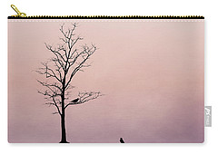 Carry-all Pouch featuring the photograph The Serenade by Tom Mc Nemar