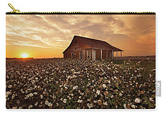The Sharecropper Shack Carry-all Pouch