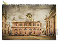 Oxford, England - The Sheldonian Theater Carry-all Pouch
