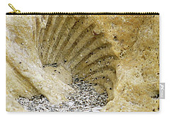 The Shell Fossil Carry-all Pouch