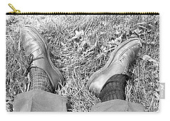 The Shoes Of A Teaching Assistant, 1979 Carry-all Pouch