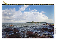 The Shore In Helsinki, Finland. Carry-all Pouch