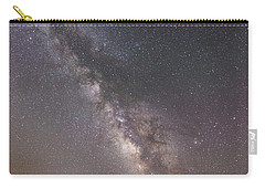 Carry-all Pouch featuring the photograph The Shore Of Night by Alex Lapidus