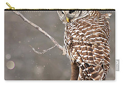 The Silent Hunter Carry-all Pouch by Mircea Costina Photography