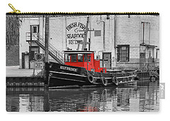 Carry-all Pouch featuring the photograph The Silt-prince 3 by Gary Hall