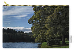 The Silvery Tay By Dunkeld Carry-all Pouch