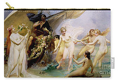 The Sirens Carry-all Pouch by Edouard Veith
