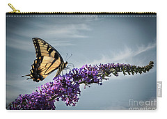 The Sky Is The Limit Carry-all Pouch by Judy Wolinsky