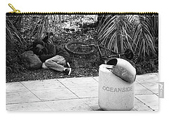 The Sleep Of The Homeless Carry-all Pouch