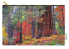 The Small And The Mighty Carry-all Pouch by Lynn Bauer