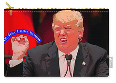 The Small Fingered Vulgarian Carry-all Pouch