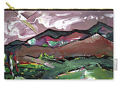 The Son From The Clouds Carry-all Pouch by John Jr Gholson