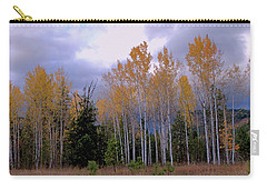 The  Song Of The Aspens 2 Carry-all Pouch