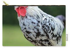 The Speckled Chicken Carry-all Pouch