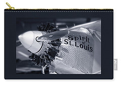 Carry-all Pouch featuring the photograph The Spirit II by Jeffrey Jensen