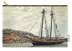The Spirit Of Dana Point Carry-all Pouch