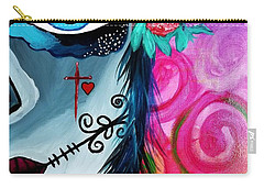 The Spirit Of Jezebel Carry-all Pouch
