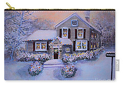 The Stanton Homestead Carry-all Pouch by Rita Brown