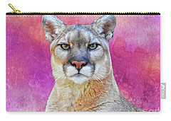 The Stare Carry-all Pouch by Suzanne Handel