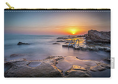The Steps At Sunrise. Carry-all Pouch