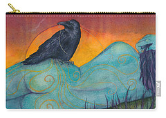 The Still Life With Crow Carry-all Pouch