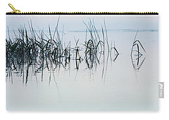 The Stillness Of Life Carry-all Pouch by Shelby  Young
