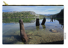 The Stir Of Echoes Carry-all Pouch by Sean Sarsfield
