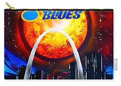 The Stl Blues Carry-all Pouch