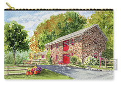 The Stone House Carry-all Pouch