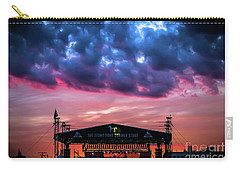 The Stone Pony Summer Stage Carry-all Pouch by Colleen Kammerer