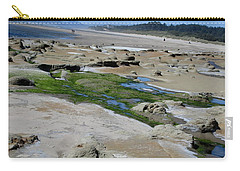 Carry-all Pouch featuring the photograph The Strange And The Beautiful by Marie Neder