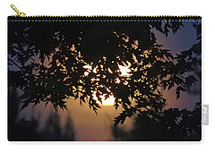 The Strawberry Moon Carry-all Pouch by Judy Johnson