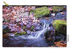 The Stream In Fall Carry-all Pouch