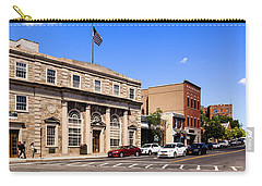 The Street In Mamaroneck Carry-all Pouch