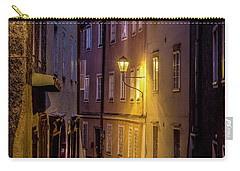 Carry-all Pouch featuring the photograph The Streets Of Salzburg by David Morefield