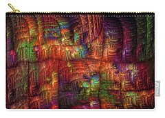 The Strong Fabric Of Dreams Carry-all Pouch