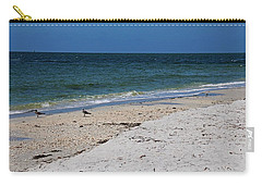 Carry-all Pouch featuring the photograph The Stuff That Never Happened by Michiale Schneider