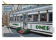 The Summit Diner Carry-all Pouch