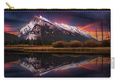 The Sun Also Rises Carry-all Pouch by John Poon