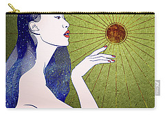 The Sun Is A Star Carry-all Pouch