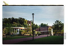 The Sun Rises On Western Carolina University Carry-all Pouch