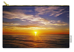 The Sun Says Goodnight Carry-all Pouch