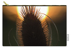 Carry-all Pouch featuring the photograph The Sun Sets Upon Summer by Dale Kincaid